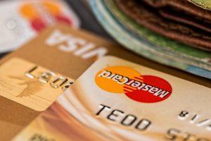 Pembayaran kartu kredit